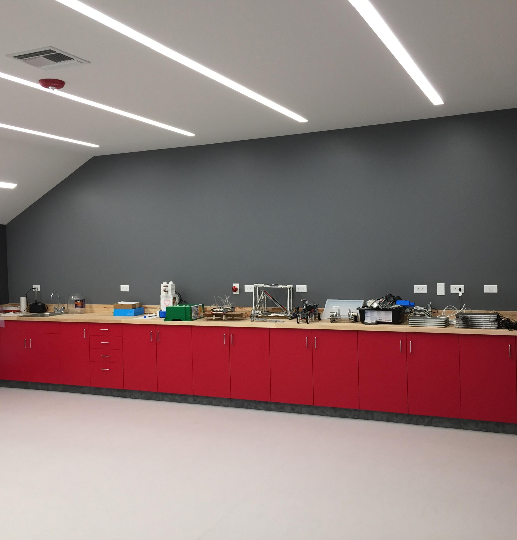 The Stony Brook School – S T E M  Lab / WFC Architects