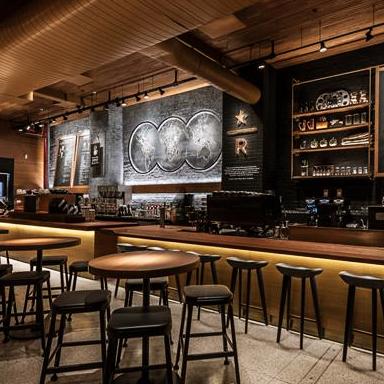 Starbucks Waverly Place Wfc Architects